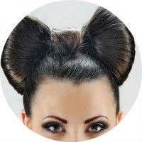 5 Фото-прикладів, як зробити зачіску бантик