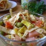 5 Кращих салатів з червоної риби - смачні і корисні рецепти господині на замітку!