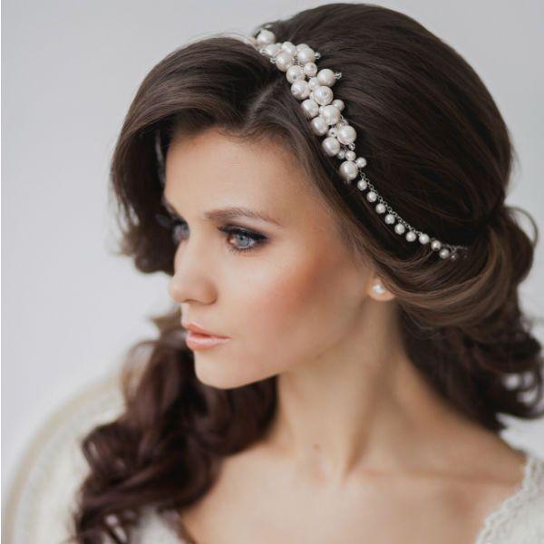 Весільна зачіска фото