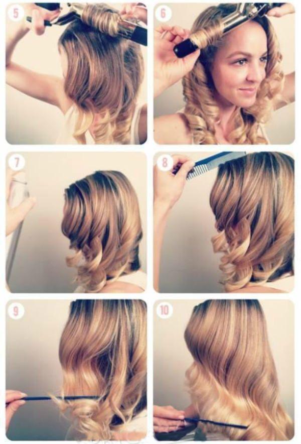 Локони для довгого волосся 2 фото