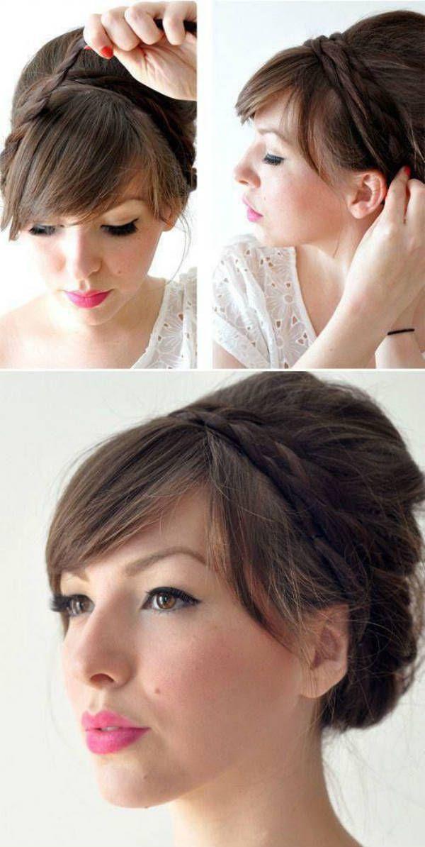 Бабетта з косами 2 фото