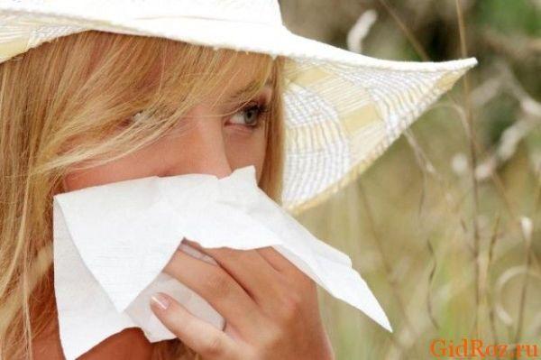 Алергія на піт - чому організм воює з власної «продукцією», потім?
