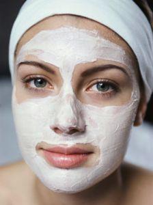біла глина для обличчя