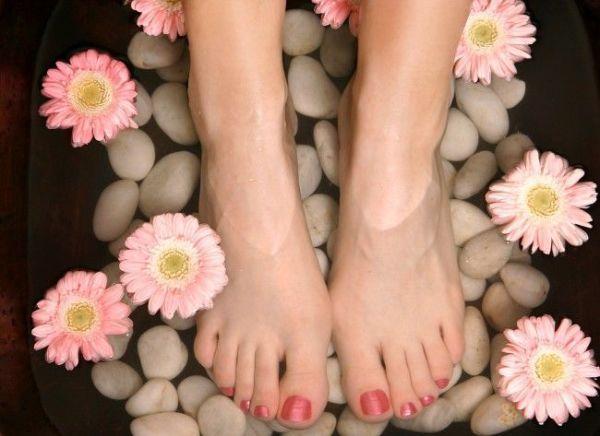 Борна кислота - як засіб від запаху і пітливості ніг