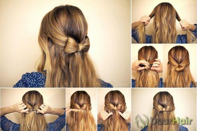 Швидко і легко - п`ятихвилинні зачіски для ідеального образу