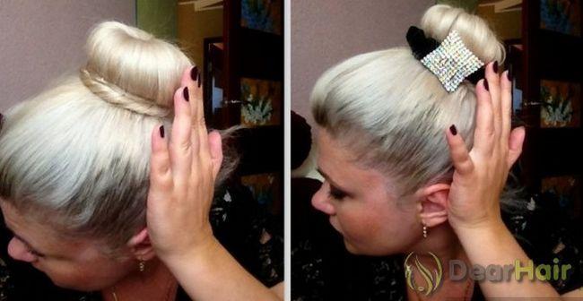 Швидкі і красиві зачіски в два етапи самостійно
