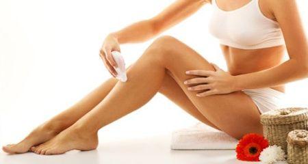 Чим знеболити шкіру перед епіляцією - краса не вимагає жертв!