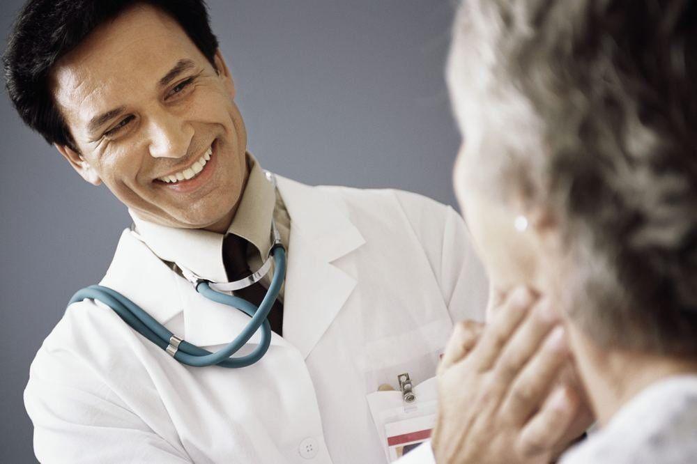 Лікар ендокринолог що лікує