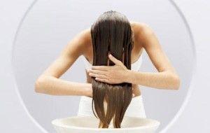 Домашні ополіскувачі для волосся
