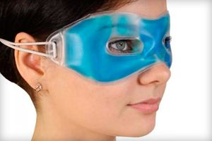 Гель-маска для шкіри навколо очей