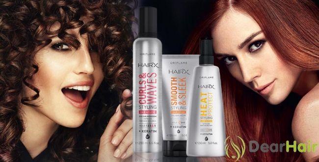 Використання спеціальних засобів для тривалої фіксації вашої зачіски