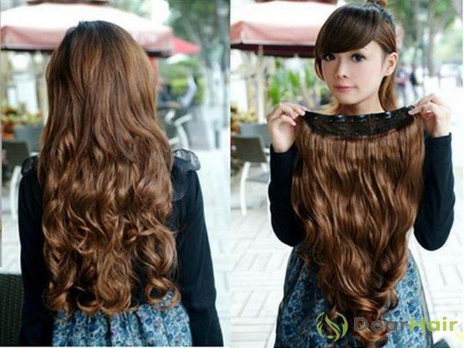 Використання волосся на шпильках для створення зачісок