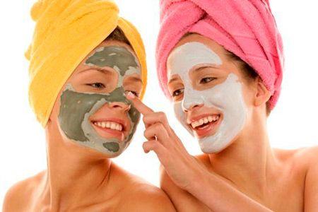 Маски проти зморшок для жирної шкіри обличчя