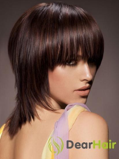 Як роблять стрижку шапочку для середніх волосся