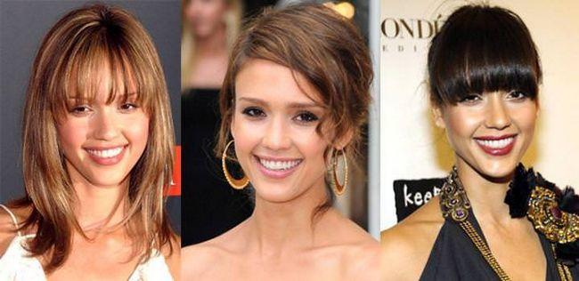 Як змінювалися зачіски джесіки альби. Фото з 2003 по 2013