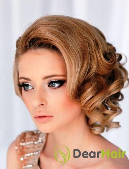 Як правильно вибрати зачіску для середніх волосся на власному весіллі