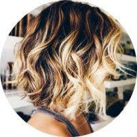 Як самостійно досягти ефекту вигорілого волосся в домашніх умовах