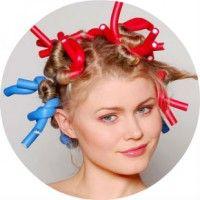 Як самостійно зробити і правильно накручувати волосся на бігуді папільйотки