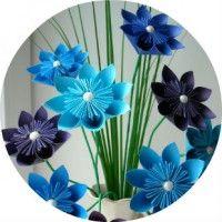 Як зробити красиві квіти своїми руками