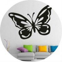 Як зробити красивих метеликів для декору