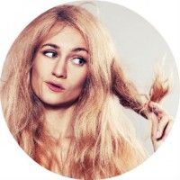Як відновити сухе і ламке кінчики волосся в домашніх умовах
