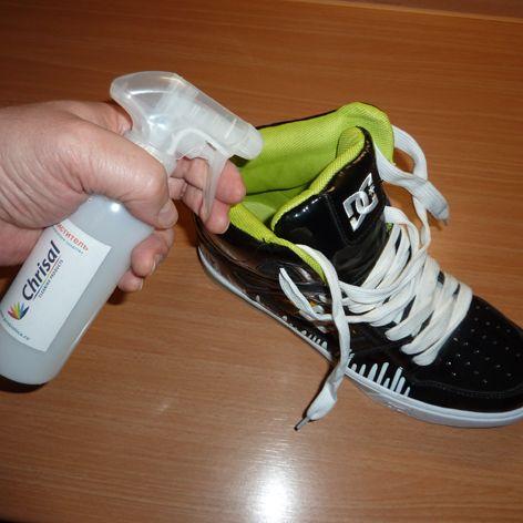 Як вибрати дезодорант для взуття