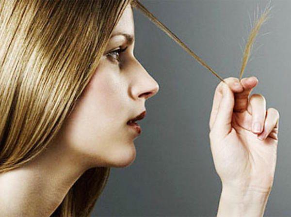 Як вилікувати посічене волосся в домашніх умовах