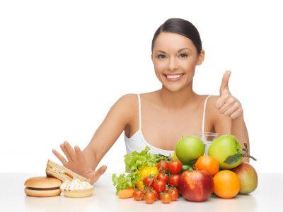 Якою має бути дієта від прищів на обличчі?