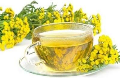 Монастирський чай від грибка
