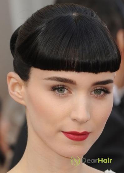 Короткі чубчика для різних зачісок і типів особи