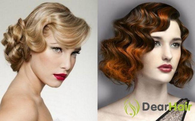 Коротке волосся і різноманіття святкових зачісок