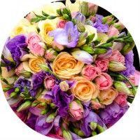 Красиві, оригінальні і незвичайні букети і композиції з живих квітів
