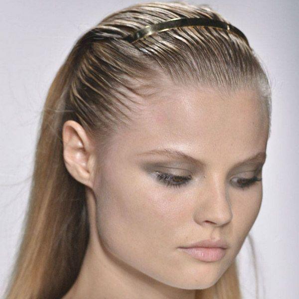 Гладке волосся фото