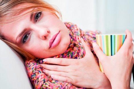 Лікування горла в домашніх умовах