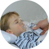 Лікування інгаляціями кашлю, нежиті, пневмонії, бронхіту