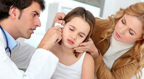 Лікування отиту вуха в домашніх умовах