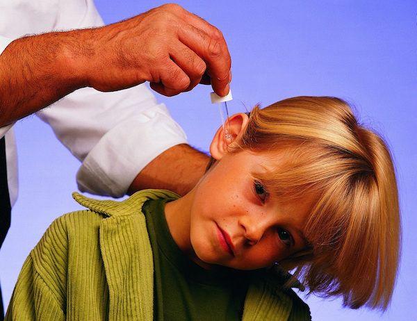 Лікування закладеності вух в домашніх умовах