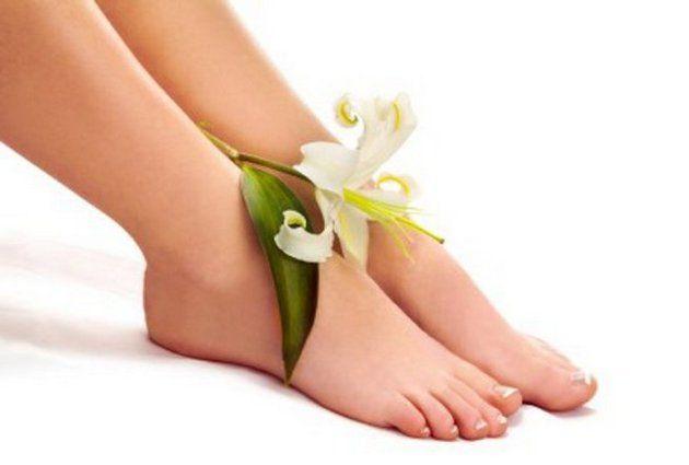 Кращі креми для ніг від поту і запаху