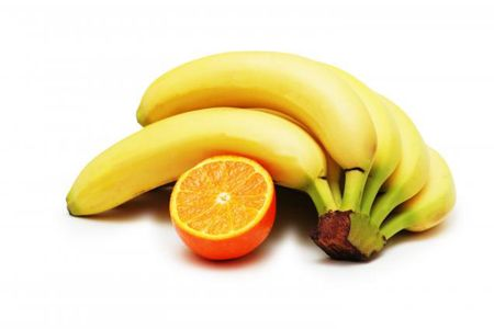 Бананові маски для обличчя: НОРМАЛЬНАЯ шкіра