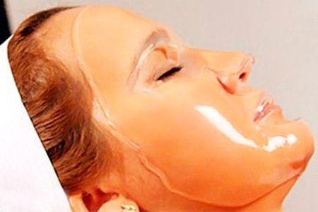 Рецепт желатиновой маски для обличчя