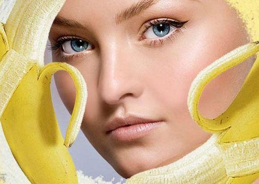 Маски для обличчя з банана: екзотика як косметолог