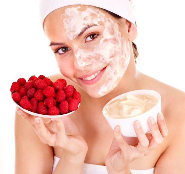 маски для сухої шкіри обличчя