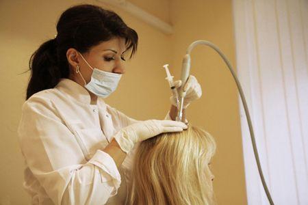 Мезотерапія для волосся: втрачаючи волосся, не втрачайте час, дійте!