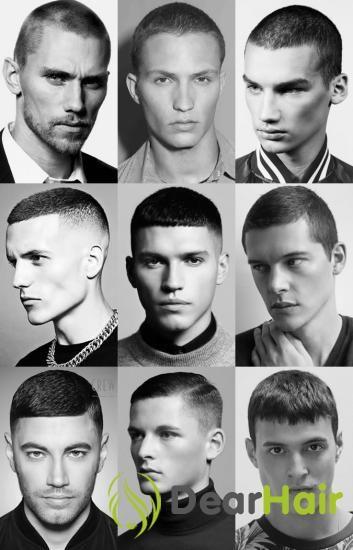 Модні й трендові чоловічі стрижки 2015 року