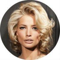 Модні жіночі стрижки на волосся середньої довжини