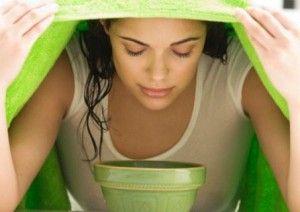 Парові ванночки для обличчя