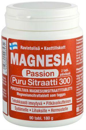 магнезія фото