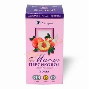 Персикове масло - застосування в домашній косметології