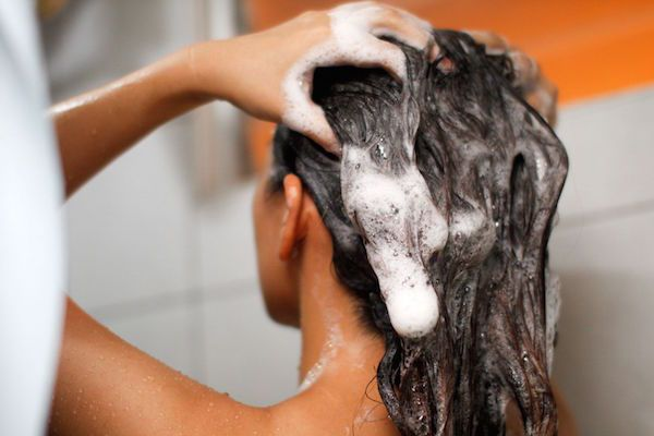 пілінг для шкіри голови