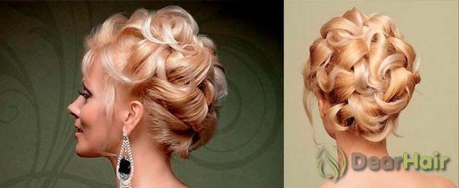 Плетіння кісок на довге волосся - найоригінальніші зачіски